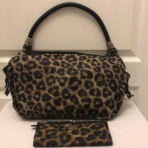 Brighton purse and wallet